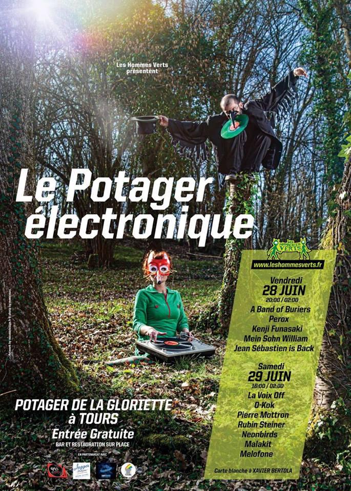 Potager électronique 2013