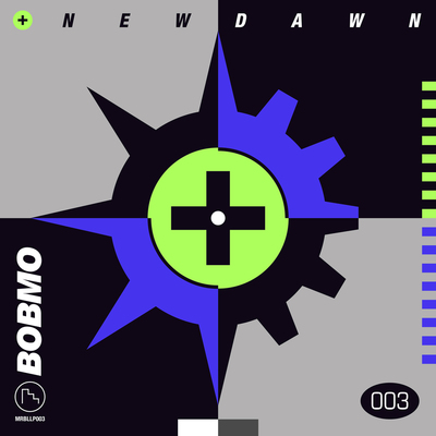 Bobmo – New Dawn (Marble)