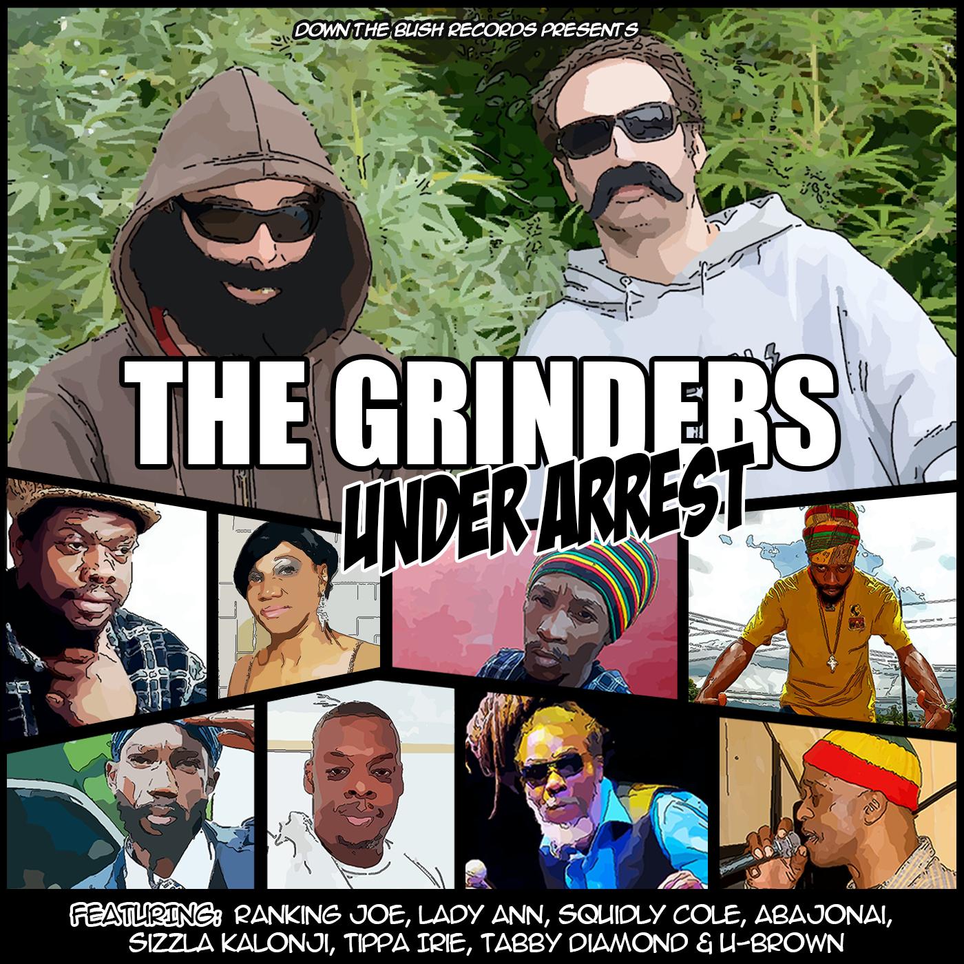 the grinders_album03.indd