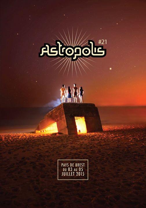 Astropolis été 2015