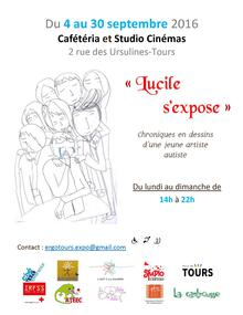 Lucile s'expose 2016