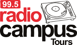 Radio Campus Tours – 99.5 FM