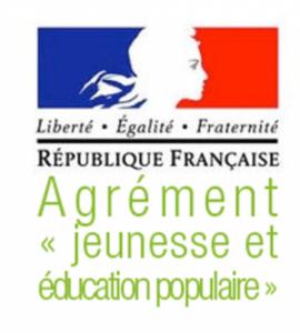logo jeunesse et éducation populaire